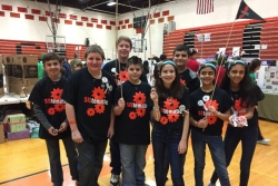 Shelton Rallies To Send Robotics Team To Global Competition