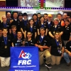 Shelton High Robotics Team wins district championship