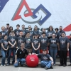 Shelton High School robotics team takes home the gold