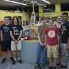 SHS robotics team advances to international championship